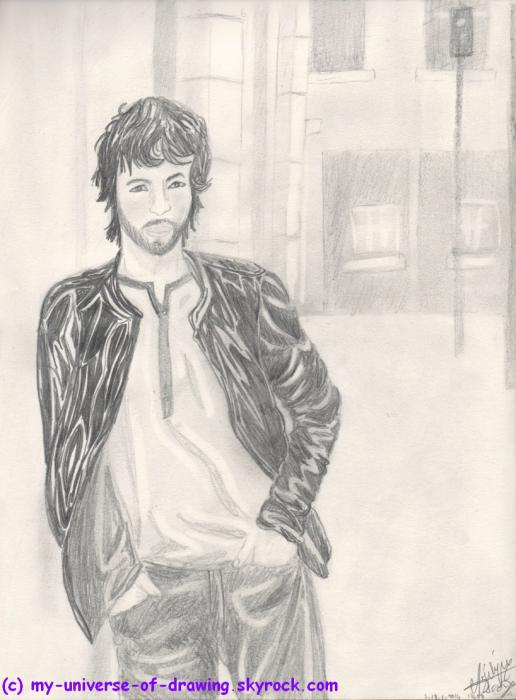 James Blunt by AngelRainbow
